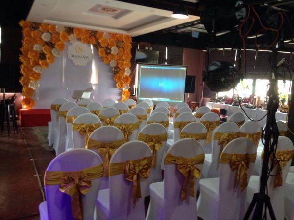 Cho thuê dàn âm thanh sân khấu đám cưới tại Hà Nội