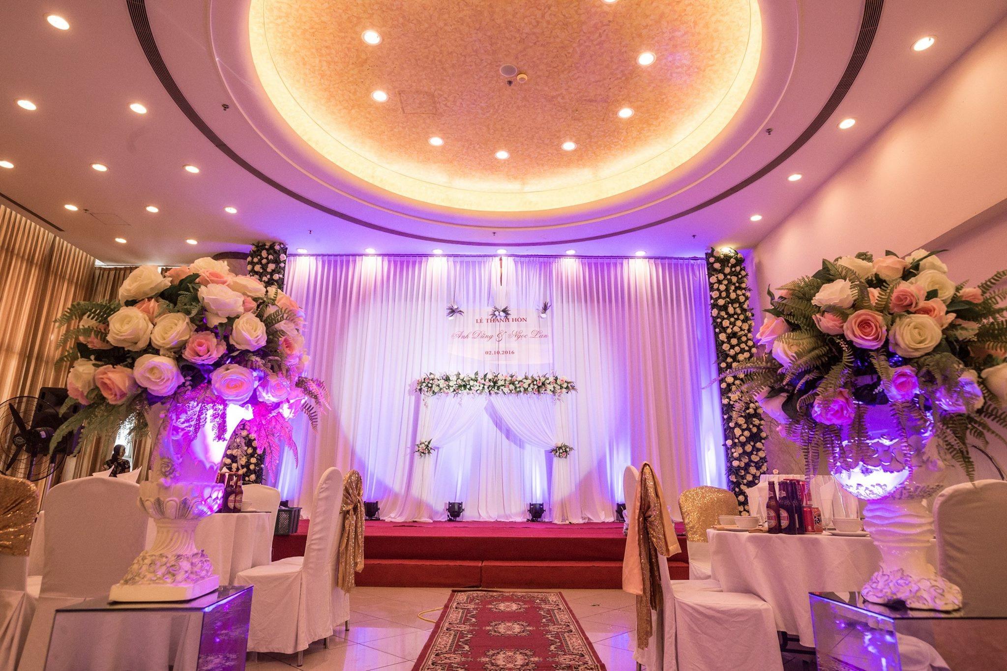 Cho thuê âm thanh, loa đài đám cưới tại Hà Nội