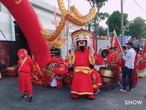 Cung cấp lân - sư - rồng chuyên nghiệp tại Hà Nội