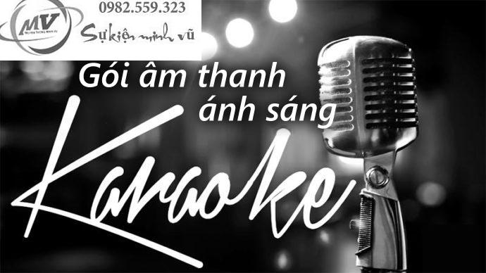 Cho Thuê Dàn Karaoke Đỉnh Cao Chất Lượng Tại Hà Nội