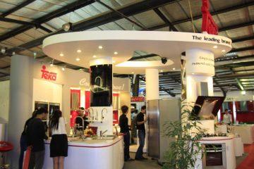 Tổ chức hội chợ triển lãm để tìm kiếm đối tác cùng nguồn khách hàng tiềm năng