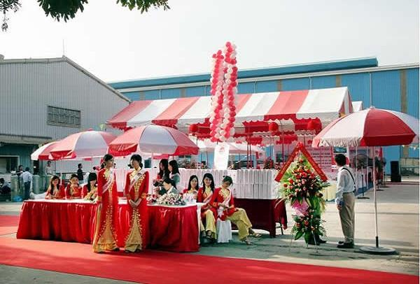 Dịch vụ tổ chức sự kiện của Minh Vũ Media