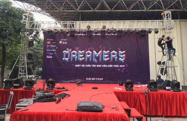 Ngoài tổ chức sự kiện Minh Vũ Media còn cho thuê các loại thiết bị sự kiện, dàn karaoke.