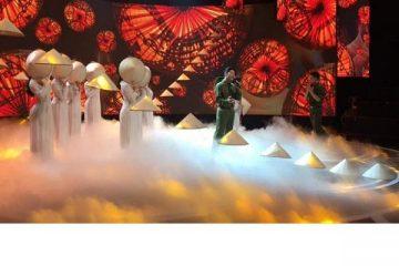 Máy tạo khói lạnh mang tới sự đặc sắc cho sự kiện