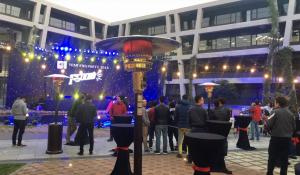 Dịch vụ cho thuê đèn sưởi, cây sưởi, lò sưởi Minh Vũ Media được khách hàng tín nhiệm