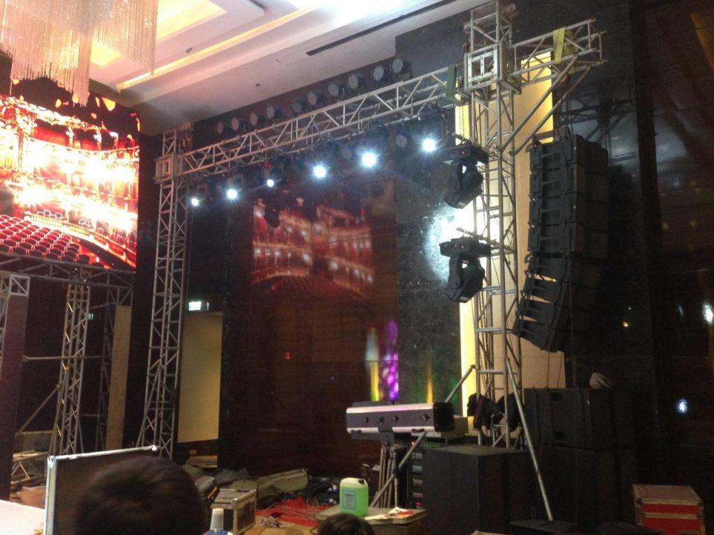 Cho thuê âm thanh ánh sáng sân khấu tại Phú Thọ
