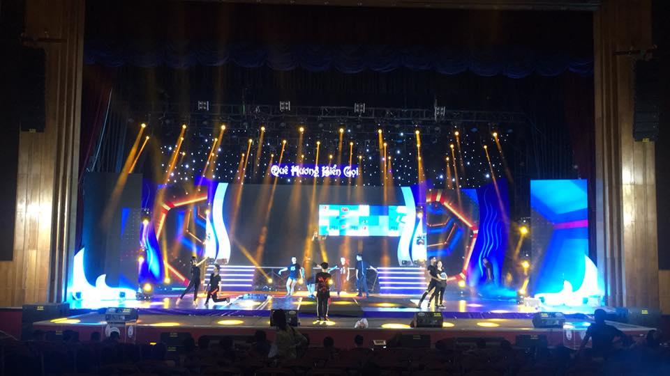 Dịch vụ cho thuê âm thanh ánh sáng sân khấu tại Minh Vũ Media chuyên nghiệp, giá rẻ.