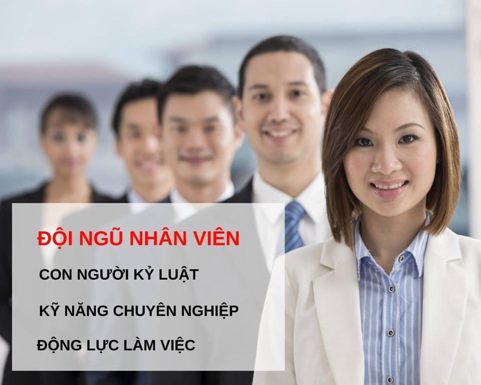 Minh Vũ Media sở hữu đội ngũ nhân viên chuyên nghiệp, có chuyên môn nghiệp vụ cao.