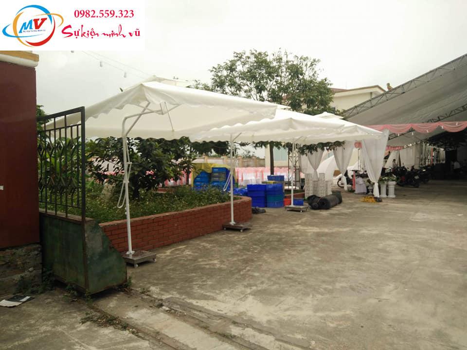 Cho thuê ô dù lệch tâm giá luôn rẻ nhất lại Hà Nội