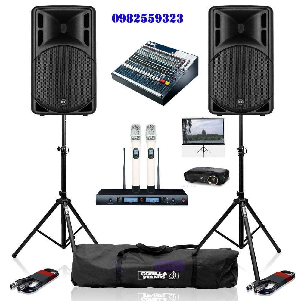 Dịch vụ cho thuê dàn hát karaoke chất lượng phục vụ liên hoan tại hà nội