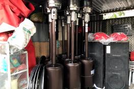 Minh Vũ đáp ứng được mọi nhu cầu về số lượng và chất lượng cây sưởi gas